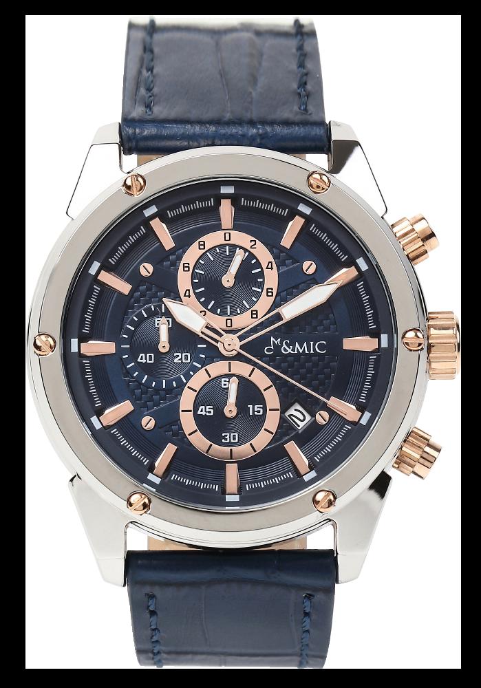 &MIC腕時計